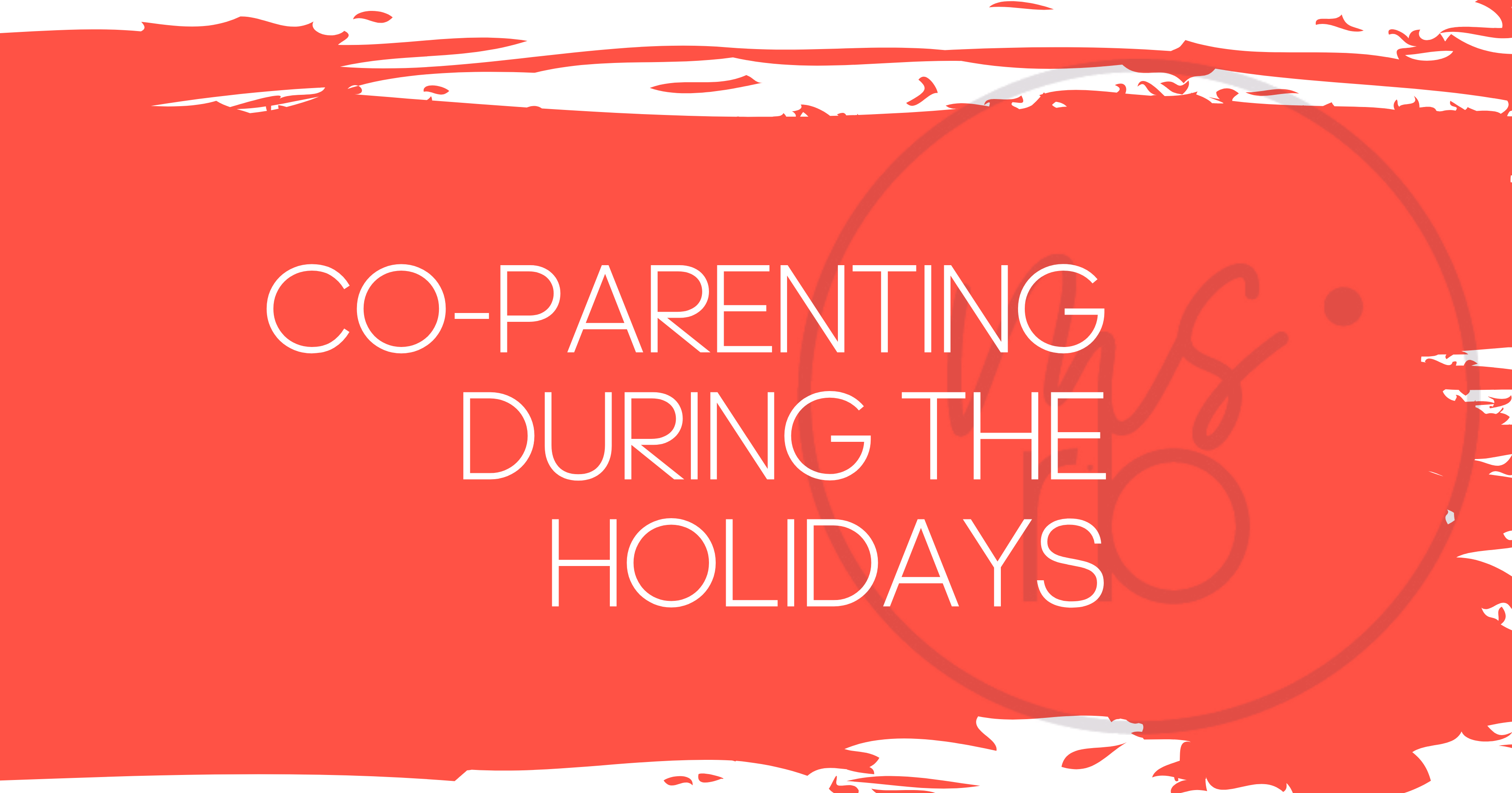 How to Co-Parent During the Holidays After a Divorce