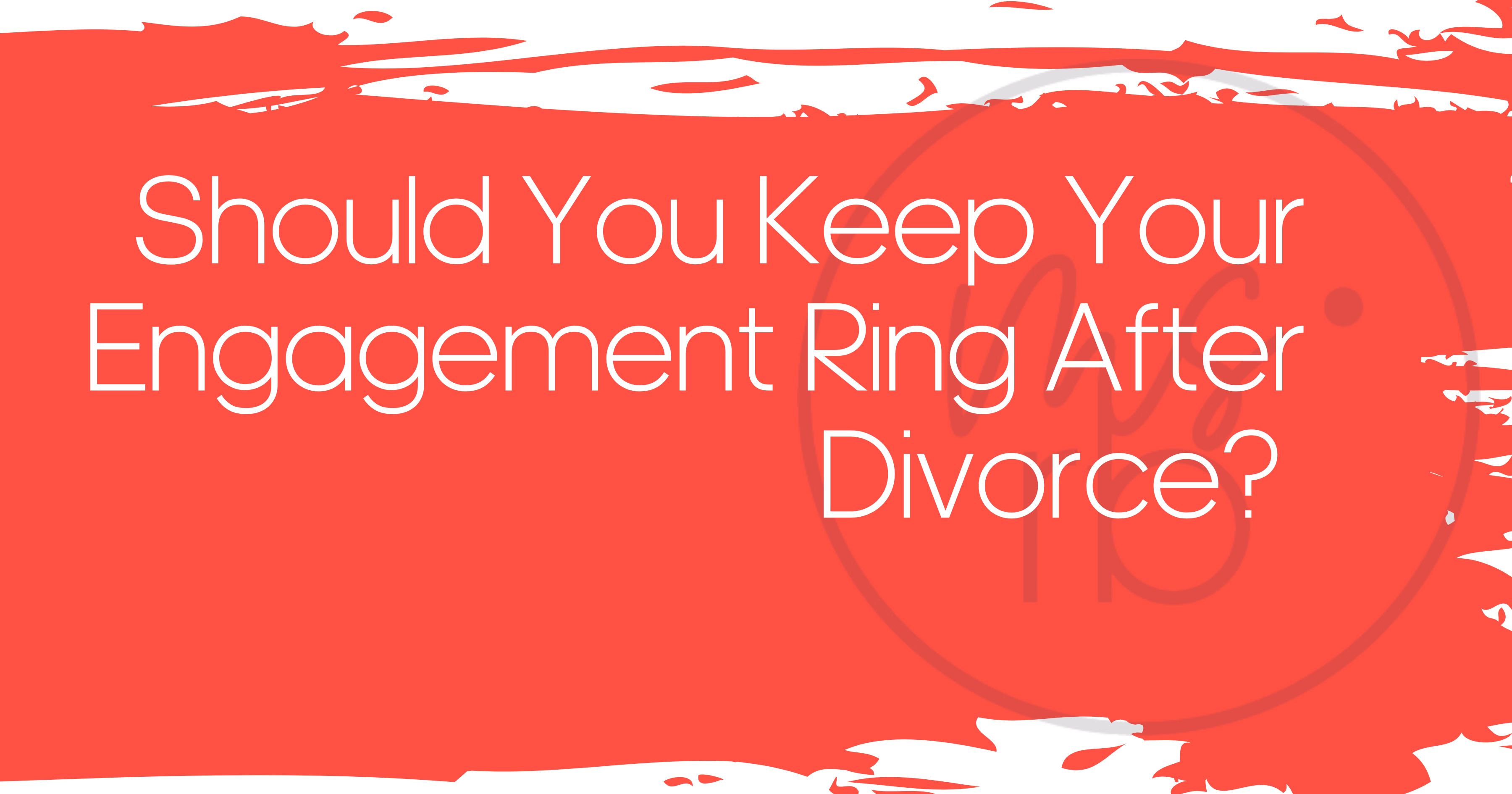 Should You Keep Your Wedding Ring After a Divorce?